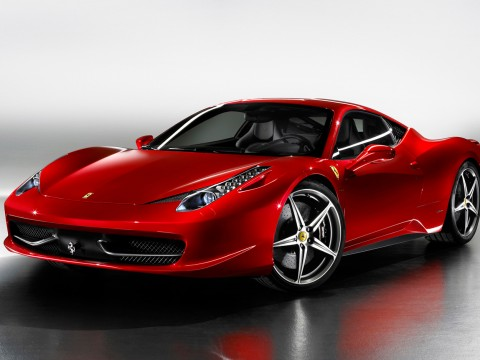 Ferrari-458-Italia-front-view