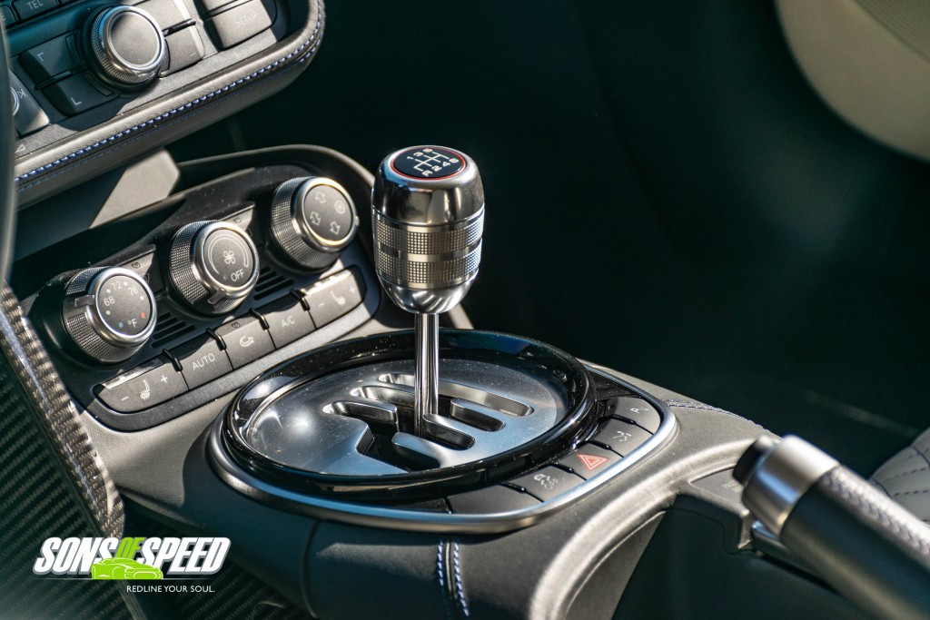 Make the shifter look like this!