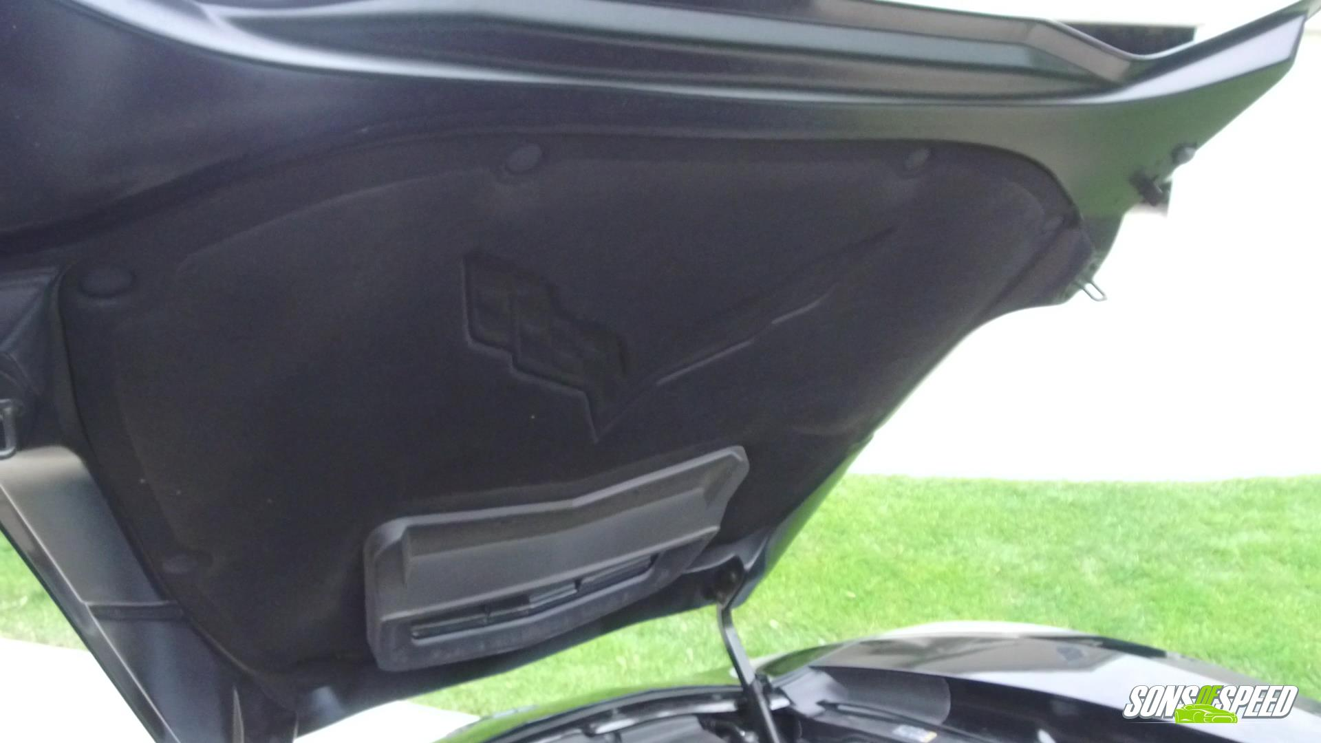 17 Front Hinged Hood