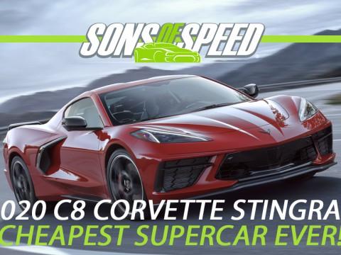 C8 Cheapest Supercar